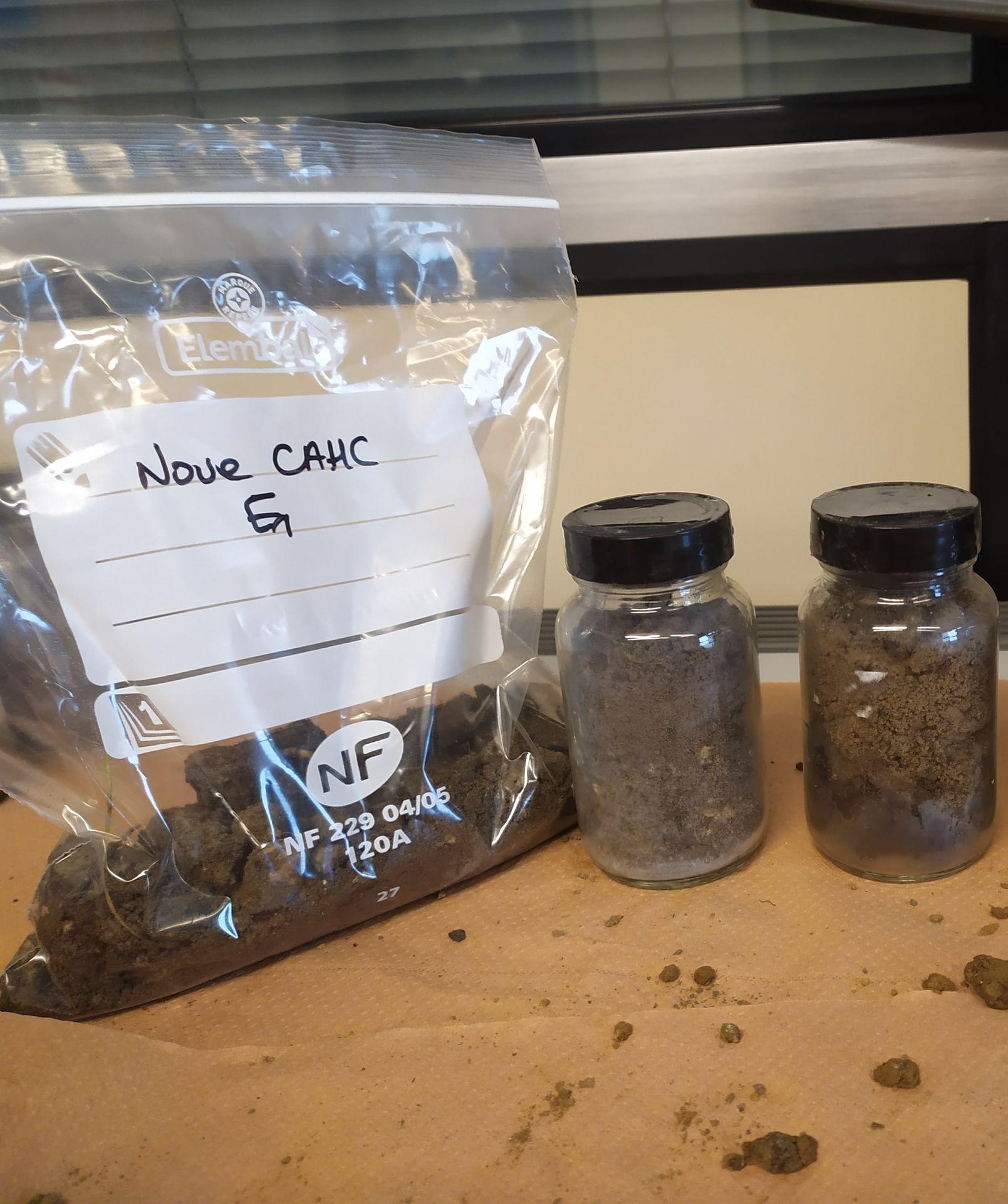 Adopta-Projet TAM-Echantillonnage de carotte de sol pour analyse